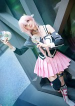 Cosplay-Cover: IA
