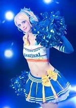Cosplay-Cover: Ayase Eli (Cheerleader)