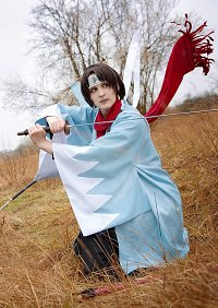 Cosplay-Cover: Kashuu Kiyomitsu (Shinsengumi)