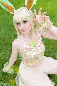 Cosplay-Cover: Folipurba / Leafeon