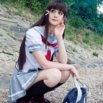 Cosplay: Kurosawa Dia (School uniform)