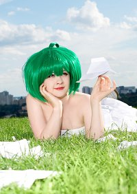 Cosplay-Cover: Ranka Lee (white Dress)