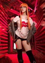 Cosplay-Cover: Sakura Futaba