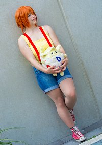 Cosplay-Cover: Misty/Kasumi [OS Outfit]