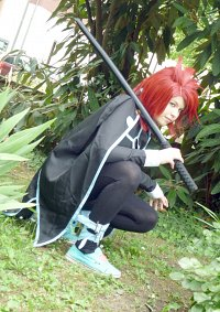 Cosplay-Cover: Kratos Aurion