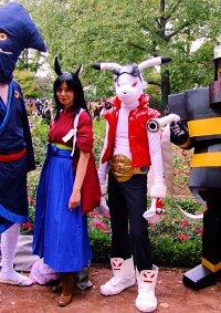 Cosplay-Cover: Kunihiko Jinnouchi [Oz-Avatar]