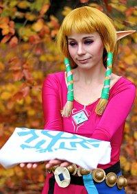 Cosplay-Cover: Zelda [Skyward Sword - Skyloft]