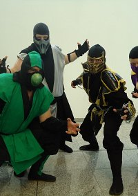 Cosplay-Cover: Reptile