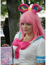 Cosplay-Cover: GIFfany