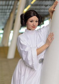 Cosplay-Cover: Prinzessin Leia Organa