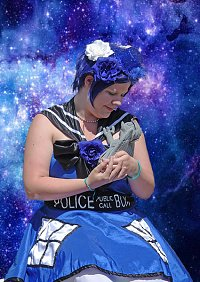 Cosplay-Cover: Tardis