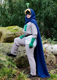 Cosplay-Cover: Mysterion