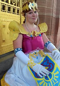 Cosplay-Cover: Prinzessin Zelda [Twilight Princess]