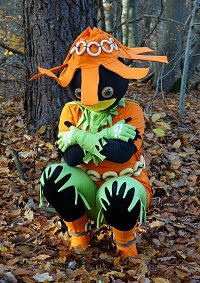 Cosplay-Cover: Horror Kid [Majora's Mask]