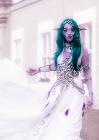 Cosplay-Cover: Tyrande (Classic version)