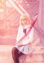 Cosplay-Cover: Kuriyama Mirai ~Herbst Uniform