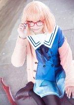 Cosplay-Cover: Kuriyama Mirai ~Winter Uniform~