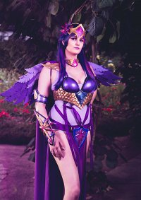 Cosplay-Cover: Twilight Sparkle Valkyre (by BeckaNoel)