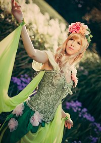 Cosplay-Cover: Spring Goddess