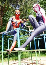 Cosplay-Cover: Spider-Girl (Mayday Parker)
