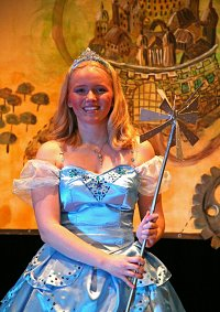 Cosplay-Cover: Glinda - The Good