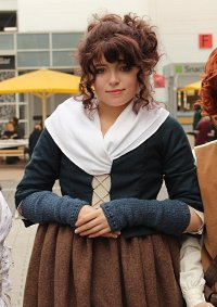 Cosplay-Cover: Claire Beauchamp [Outlander]