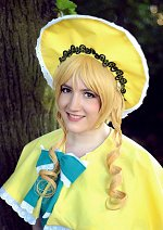 Cosplay-Cover: Candeloro (Mami Tomoe Hexenversion)