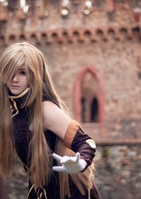 Cosplay-Cover: Tear Grants