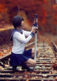 Cosplay-Cover: Kagura Tsuchimiya