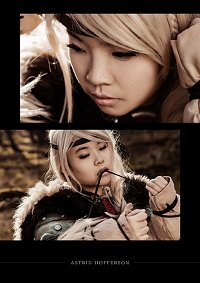 Cosplay-Cover: Astrid Hofferson [2.Movie Basic]