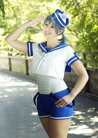 Cosplay-Cover: Sayaka Miki [Sailor/Marine]