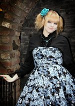Cosplay-Cover: Blue~Rose~Lolita