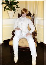 Cosplay-Cover: Dandy~in~white