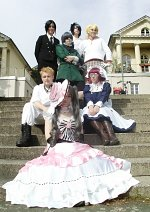 Cosplay-Cover: Ciel (mit Luftnot)