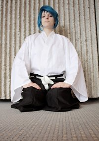 Cosplay-Cover: Shindou Sugata ♔ Trainingskleidung