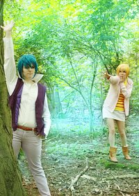 Cosplay-Cover: Shindou Sugata ♔ Casual