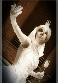 Cosplay-Cover: Alice? {White Queen}