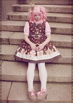 Cosplay-Cover: Country of Sweets