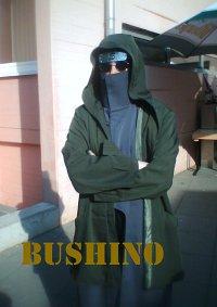 Cosplay-Cover: Aburame Shino - Shippûden