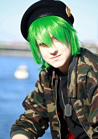 Cosplay-Cover: Flippy (human form)