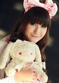 Cosplay-Cover: Angelic Pretty ♡ Cherry Berry Bunny