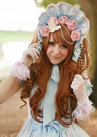 Cosplay-Cover: Angelic Pretty - Memorial Cake OP