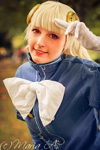Cosplay-Cover: Ingrid
