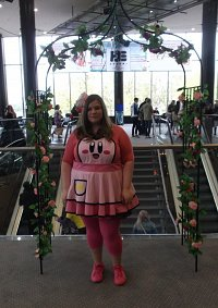 Cosplay-Cover: Kirby (Koch)