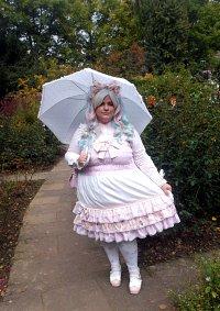 Cosplay-Cover: Sweet Lolita Dress by IchigoBlack