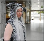Cosplay-Cover: Black / White Kitty
