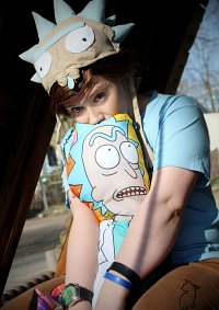 Cosplay-Cover: Morty Smith - Super Rick Fan Morty