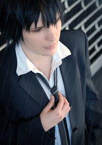 Cosplay-Cover: Satoshi [Crying Rain Suit]