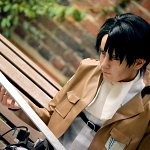 Cosplay: Rivaille