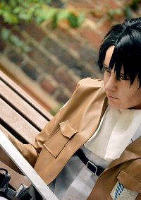 Cosplay-Cover: Rivaille